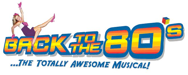 Back to the 80s Logo